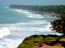 Beach Cliff Landscape