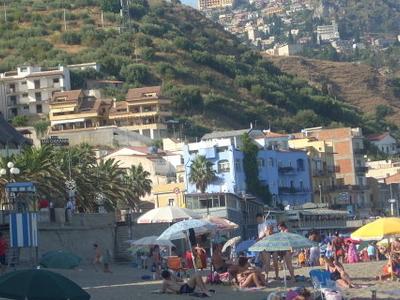 Beach  Giardini  Naxos