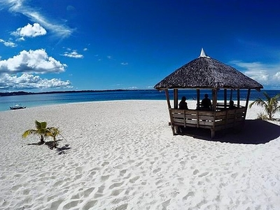 Beach Resort In Siargao Island