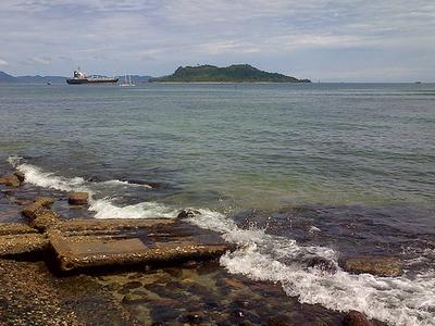Beach  Sibolga City