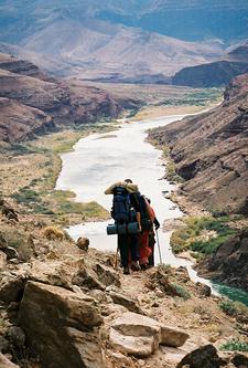 Beamer Trail - Grand Canyon - Arizona - USA