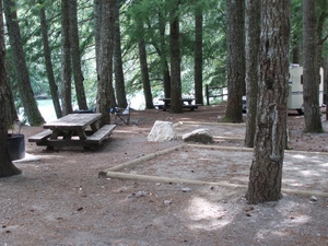 Bear Creek Lake Campground