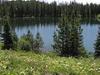 Bearpaw Lake - Grand Tetons - Wyoming - USA