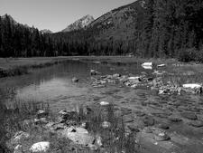 Bearpaw Lake Trail - Grand Tetons - Wyoming - USA