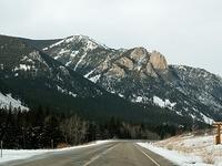 Carretera Beartooth Pass