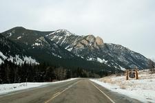 Beartooth Pass Highway WY