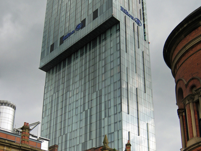 Beatham Tower Manchester