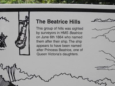 Beatrice Hills Tourist Info