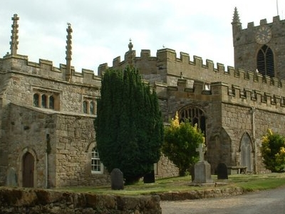 Beaumaris  Church