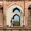 Beautiful Arches In Mandu