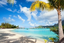 Beautiful Bora Bora - Beach & Bay