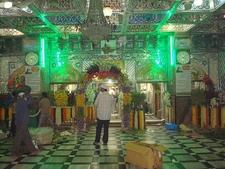 Beautiful Glasswork In The Shrine