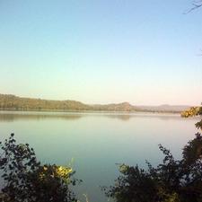 Beautiful Khekranala Lake
