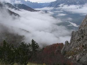 Trek os Alpes Albânia em 8 dias