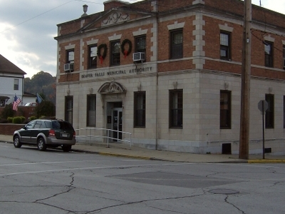 Beaver  Falls  Municipal  Authority