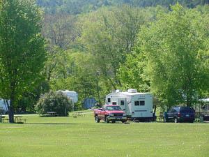 Beaver Spring Lake Campground