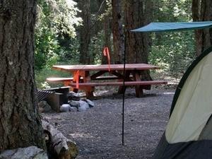 Beaver-Sulphur Group Campground