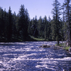 Bechler River - Angling - Yellowstone - Wyoming - USA