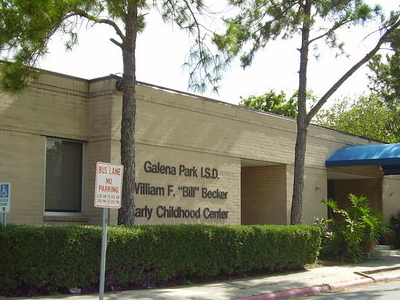 Becker Early Childhood Galena Park