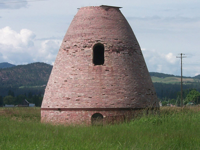 Beehive Kiln Chewelah Washington Usa