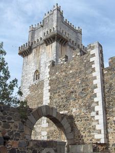 Castle In Beja