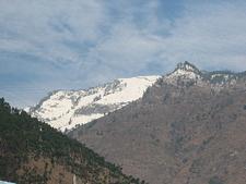 Bekhali Mountain