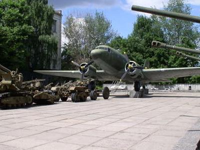 Belarus Minsk Museum