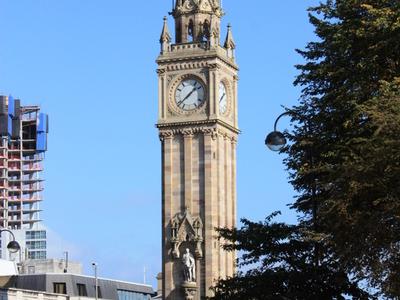 Albert Memorial Clock