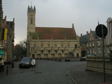Belfry And City Hall