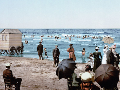 Belgium Blankenberge Beach