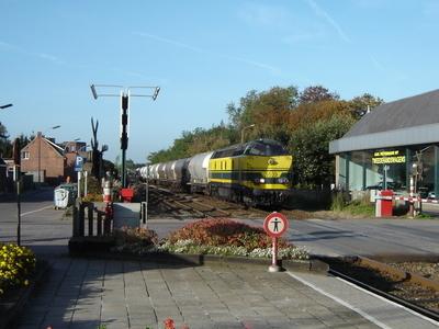 Geel Train Station