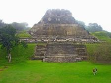Belize Xunantunich El Castillo