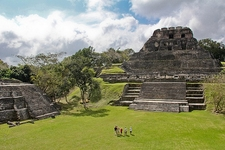 Belize Xunantunich Mayan Ruins