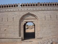 Bellary Fort Entrance