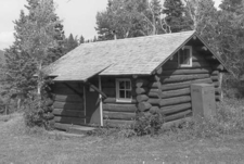 Belly River Ranger Station Fire Cache - Glacier - USA