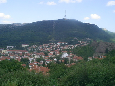 View Of The Town