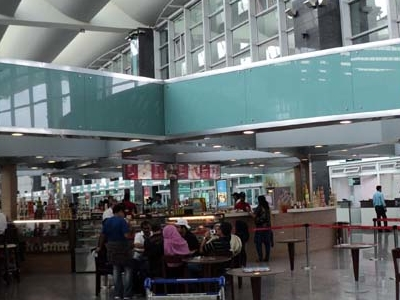 Bengaluru Airport Cafe Day