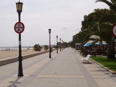 Benicassim Promenade