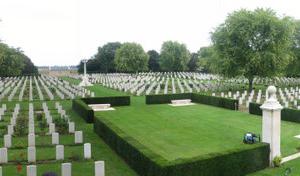 Denegar-sur-Mer Canadian War Cemetery