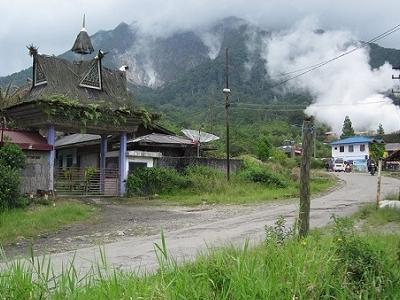 Berastagi & Mount Sibayak