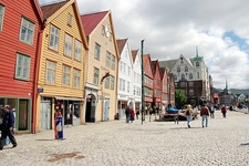 Bergen UNESCO Site