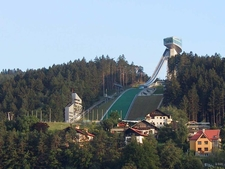 Bergisel Stadium/Ski Jump, Innsbruck, Austria