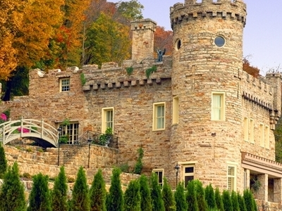Berkeley Castle  West Virginia