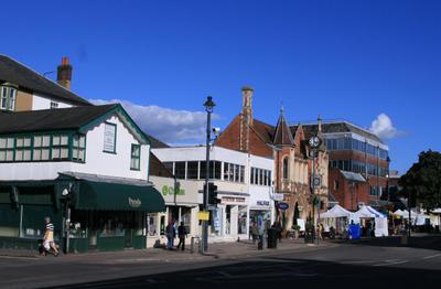 Berkhamsted High Street
