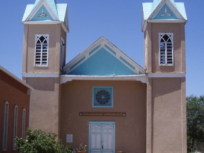 Bernalillo Church