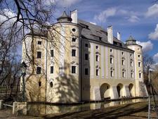 Bernau Moated Castle, Upper Austria, Austria