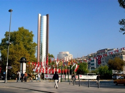 Besiktas Square