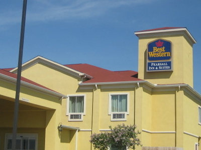 Best  Western In  Pearsall