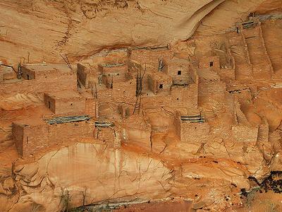 Betatakin Ruins In Betatakin Canyon