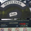 Betts Park Sign